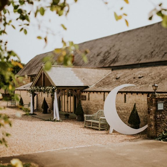 The Great Barn at Aynho